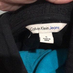 Calvin Klein Jeans Tops - Calvin Klein Jeans cropped sweatshirt